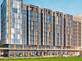 Новостройка ЖК Янтарь Apartments